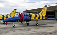 YL-KSM @ EBFS - Baltic Bees No.4 prepares for a training mission