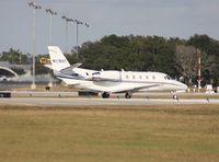 N118ST @ ORL - Cessna 560XL