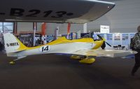 D-MRTX @ EDNY - FK Lightplanes FK-14 Le Mans the AERO 2012, Friedrichshafen - by Ingo Warnecke