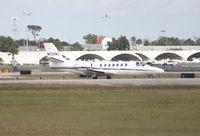 N129MC @ ORL - Cessna 560