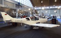 D-MVLB @ EDNY - Aveco VL-3 Evolution at the AERO 2012, Friedrichshafen - by Ingo Warnecke