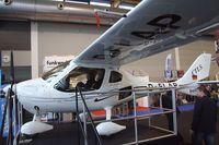 D-ELAP @ EDNY - Flight Design CTLS at the AERO 2012, Friedrichshafen - by Ingo Warnecke