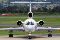 RA-85057 @ LOWG - Tupolev 154M UTAir - by Martin Flock