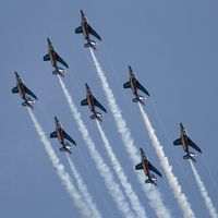E85 @ EBFS - flying display