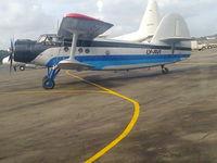 LY-AVI @ GLRB - ROBERTS AIRPORT MONROVIA, LIBERIA - by NOKIA X2