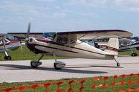 N2032V @ KLAL - Cessna 120 [14245] Lakeland-Linder~N 14/04/2010. - by Ray Barber