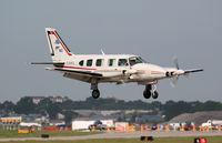C-GATL @ CYUL - Landing on Runway 06R - by Janos Englert