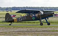 F-BDXM @ EBFS - taxying to the flightline