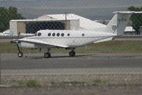 85-1272 @ BIL - U.S Army C-12 Huron - by Daniel Ihde