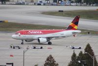 N618MX @ MCO - Avianca A319