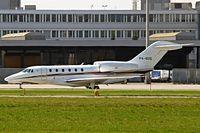 P4-BUS @ LSZH - Cessna Citation X [750-0271] Zurich~HB 07/04/2009
