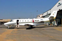 N4JB @ FALA - Cessna Citation Excel [560-5125] Lanseria~ZS 20/09/2006. Seen parked here.