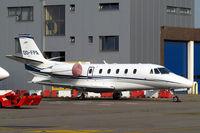 OO-FPA @ EBAW - Cessna Citation Excel [560-5248] Antwerp-Deurne~OO 11/08/2010. Parked here.