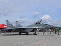 6728 @ EBFS - Florennes Internatioal Airshow , June 2012   Slovak AF - by Henk Geerlings
