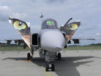 9235 @ EBFS - Florennes Internatioal Airshow , June 2012  Czech AF  - by Henk Geerlings