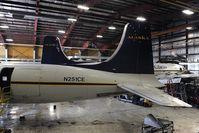 N251CE @ PAFA - Everts Air DC6 - by Dietmar Schreiber - VAP