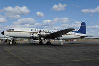 N351CE @ PAFA - Everts Air DC6 - by Dietmar Schreiber - VAP