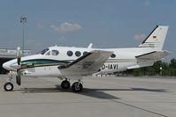 D-IAVI @ LOWW - Beech 90 King Air - by Dietmar Schreiber - VAP
