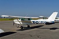 C-GBJQ @ CZBB - Seen here at Boundary Bay~C. - by Ray Barber