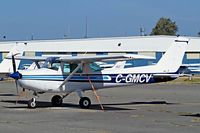 C-GMCV @ CZBB - Seen here at Boundary Bay~C. - by Ray Barber