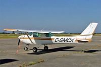 C-GMCX @ CZBB - Seen here at Boundary Bay~C. - by Ray Barber