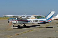 C-GQRR @ CZBB - Seen here at Boundary Bay~C. - by Ray Barber