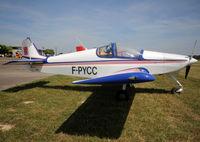 F-PYCC @ LFCX - Parked... - by Shunn311