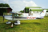 D-EZAP @ EDBF - Taken from a photo . Seen here at Fehrbellin~D - by Ray Barber