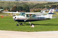 G-BNSI @ EGKA - Seen here at its home base of Shoreham~G - by Ray Barber