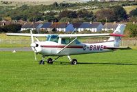 G-BRNE @ EGKA - Seen here at its home base of Shoreham~G - by Ray Barber
