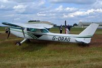G-DRAG @ EGBP - Seen here. - by Ray Barber