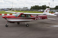 D-ESLL @ EGSH - sat on stand at SaxonAir. - by Matt Varley