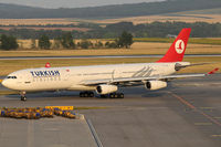 TC-JDK @ VIE - Turkish Airlines - by Chris Jilli