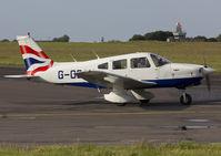 G-ODAK @ EGSH - Departing SaxonAir. - by Matt Varley