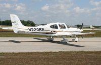 N220BB @ LAL - Cirrus SR22 - by Florida Metal