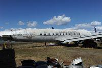 N810CS @ PAFA - Everts Air DC6 - by Dietmar Schreiber - VAP