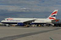 G-EUYJ @ LOWW - Bristish Airways Airbus 320 - by Dietmar Schreiber - VAP