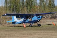 N74AT @ AK28 - Arctic Aircraft S-1B2
