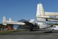 N1394N @ PAAQ - Fairchild C119 - by Dietmar Schreiber - VAP