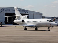D-AHER @ LFBO - Parked at the General Aviation area... - by Shunn311