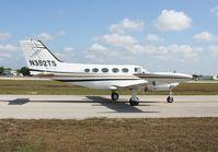N352TS @ LAL - Cessna 414