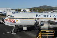 N444CE @ PAFA - Everts DC6