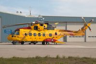 149912 @ CYQX - Canada - Goverment CH-149 - by Andy Graf-VAP