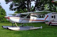 C-FOJF @ CNJ4 - Seen here at Orillia float plane base Ontario~C - by Ray Barber