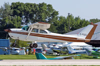 C-FSZJ @ KOSH - Seen here. - by Ray Barber