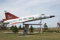 56-1266 @ CYJT - USAF Convair F-102 - by Andy Graf-VAP
