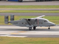 88-1868 @ KPDX - Shorts C-23B Sherpa departing KPDX - by CJ Lebel