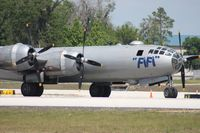 N529B @ LAL - Fifi the only flyable B-29