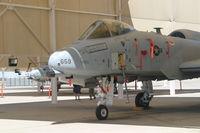 82-0659 @ KDMA - Davis Monthan Airshow Practice Day - by Mark Silvestri