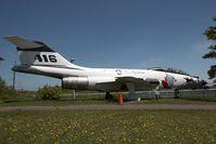 101043 @ CYHZ - RCAF CF-101 - by Andy Graf-VAP